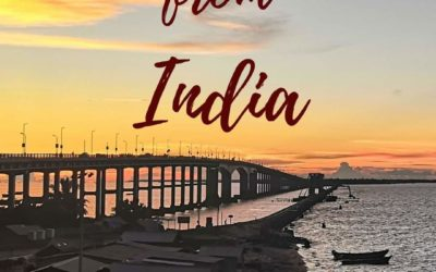 Book Review : Postcards from India