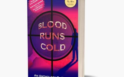 Book Release : Blood Runs Cold by The Hive